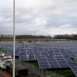 robot-reiniging-zonnepanelen-grondgebonden-zonnepark