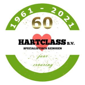 logo 60 jaar Hartclass